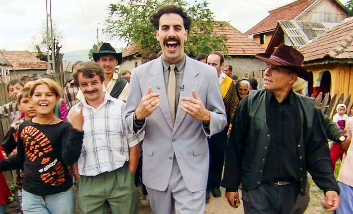 Borat: Cultural Learnings Of America For Make Benefit Glorious Nation ... on Disney Plus
