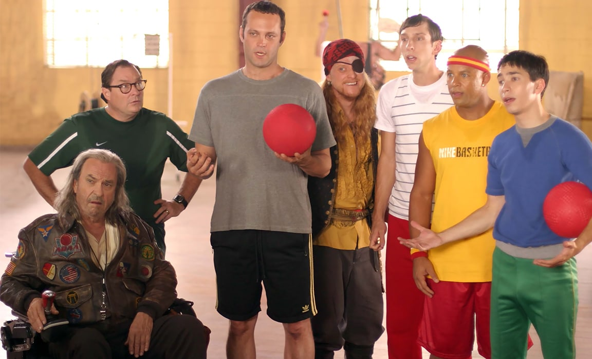 Dodgeball: A True Underdog Story on Disney Plus