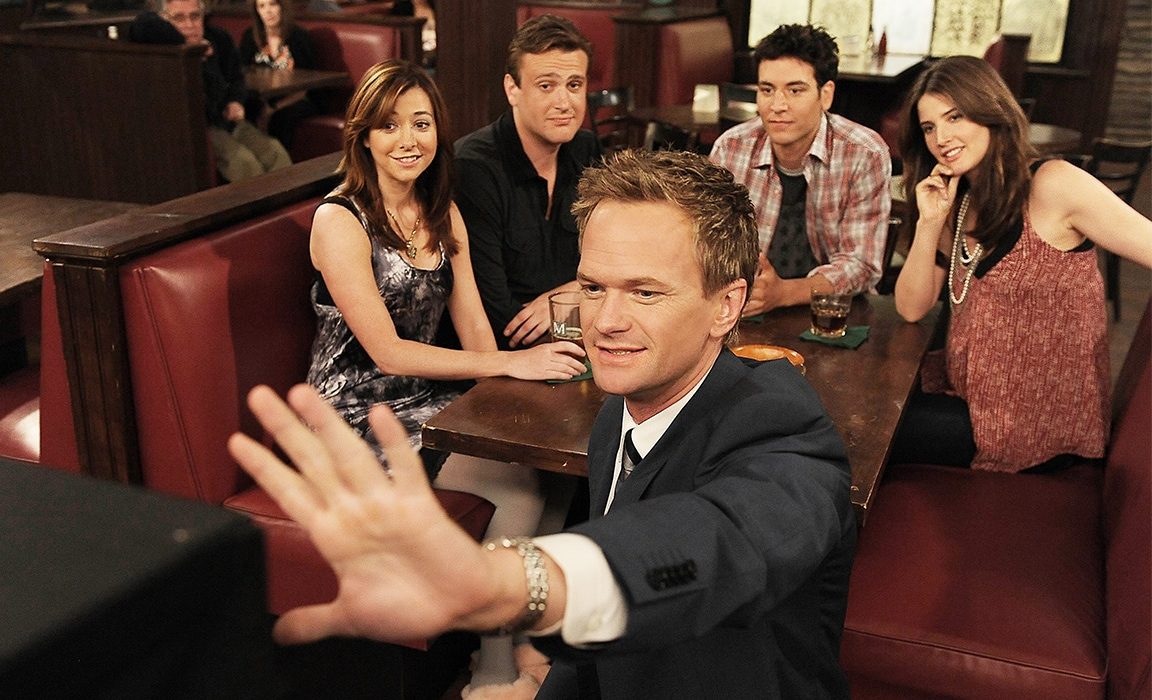 How I Met Your Mother on Disney Plus