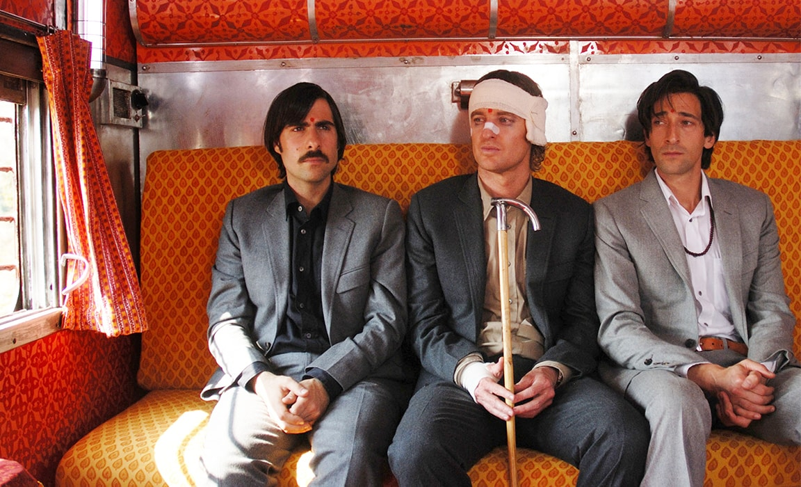 The Darjeeling Limited on Disney Plus