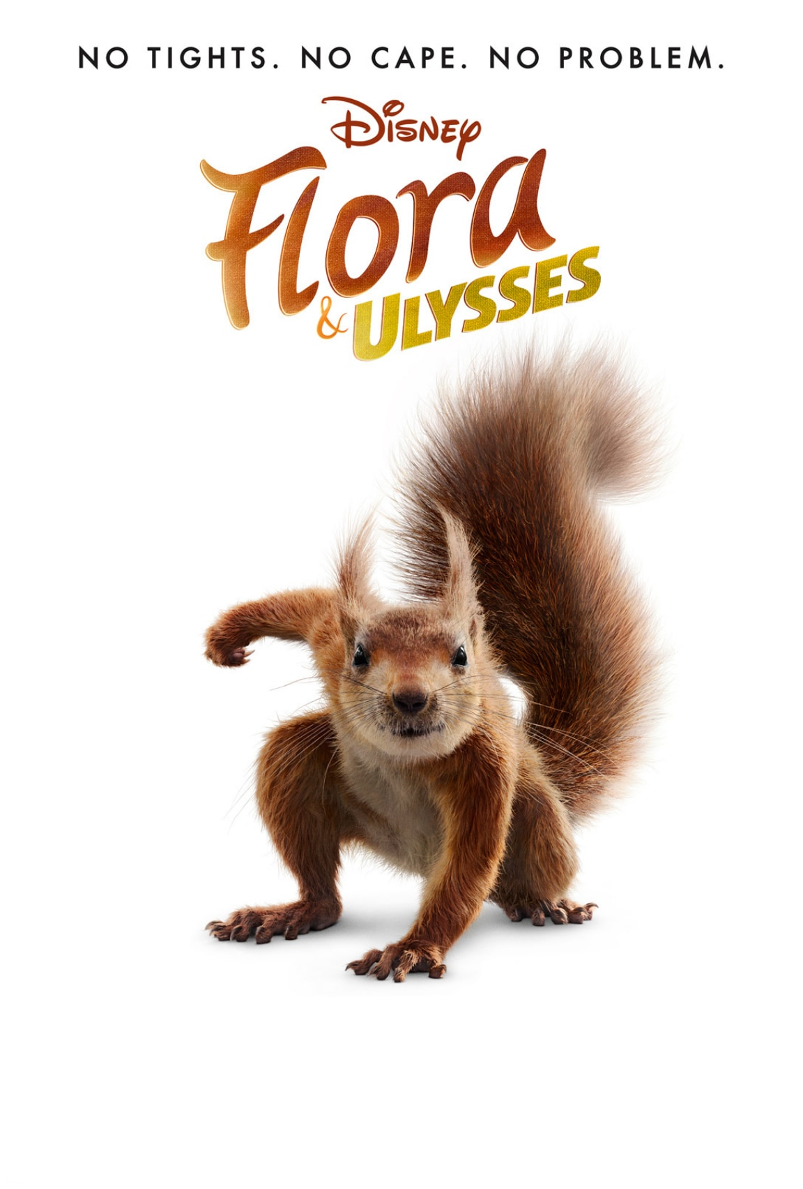 Flora & Ulysses on Disney Plus