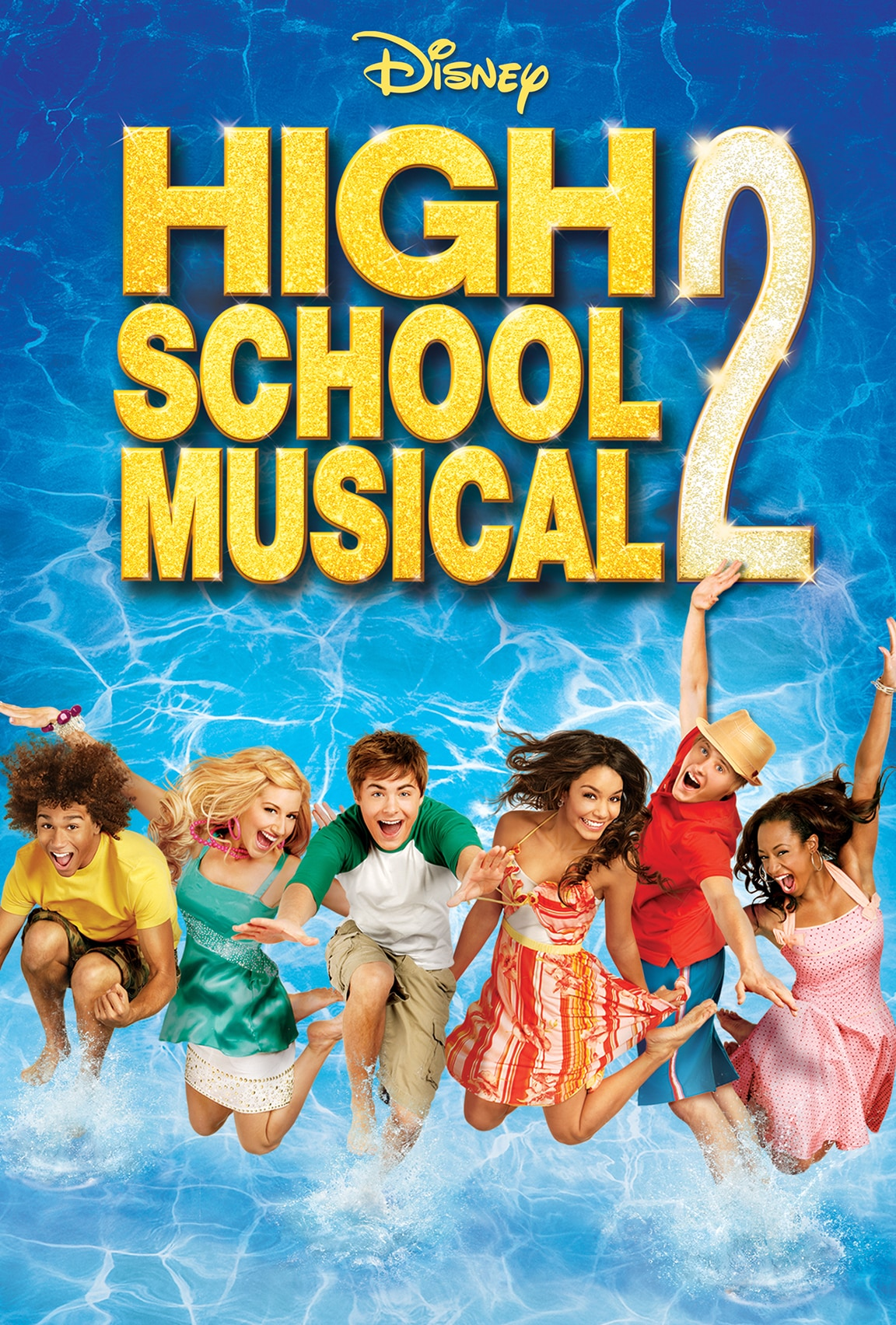 High School Musical 2 on Disney Plus