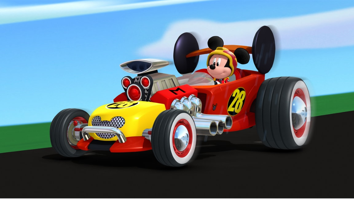 Mickey Mouse Roadster Racers (2017) on Disney Plus