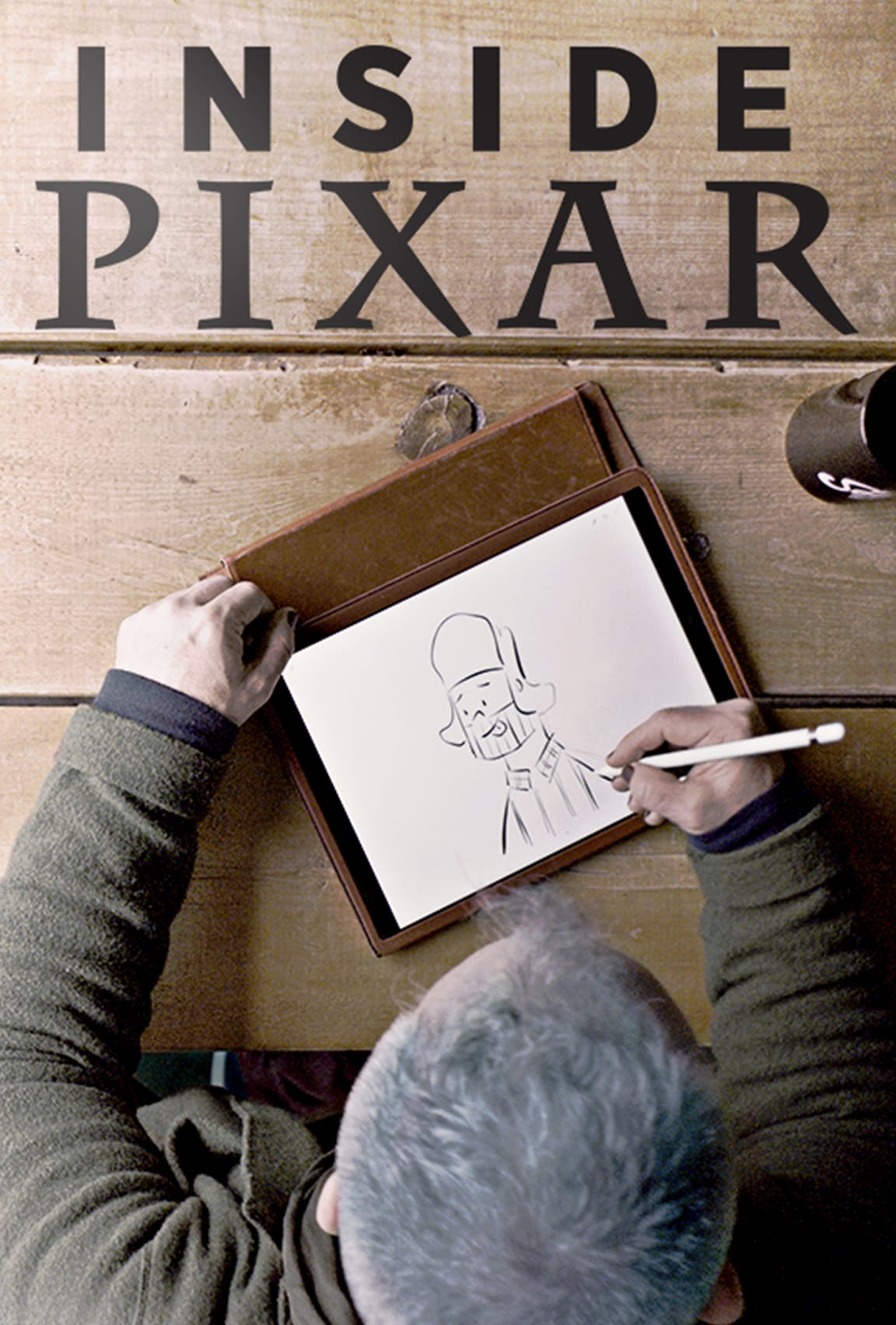 Inside Pixar on Disney Plus