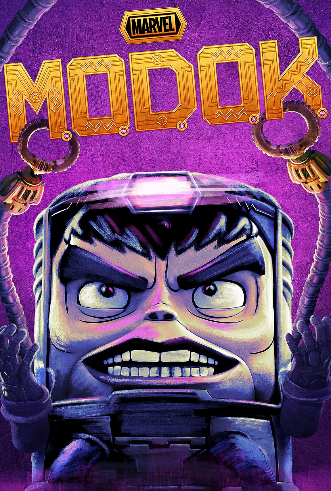 Marvel's M.O.D.O.K on Disney Plus
