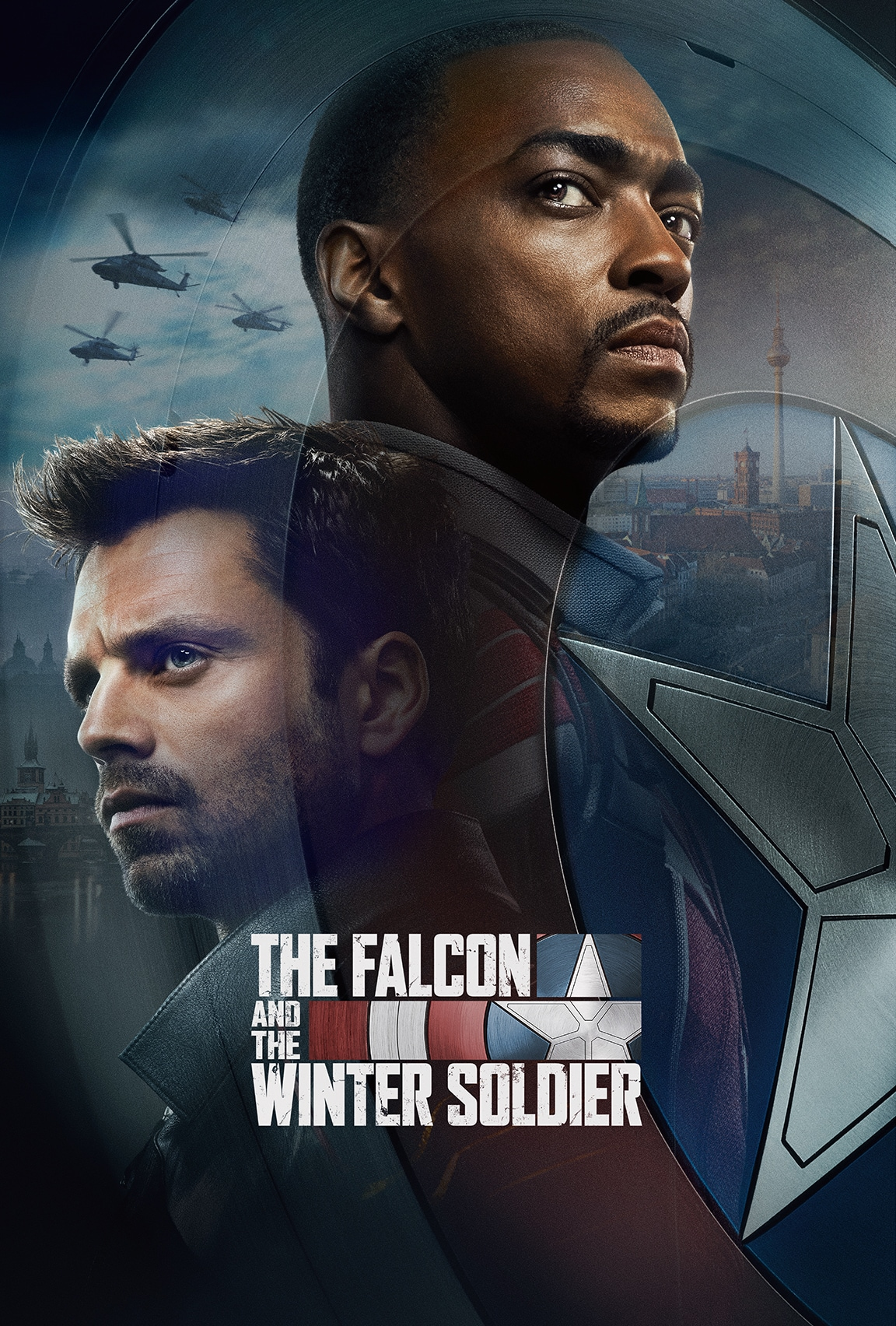 Marvel Studios' The Falcon and The Winter Soldier on Disney Plus