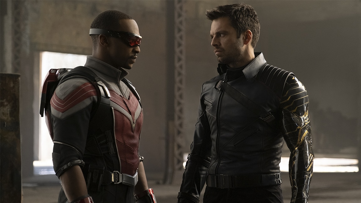 The Falcon and The Winter Soldier Soars to Disney+