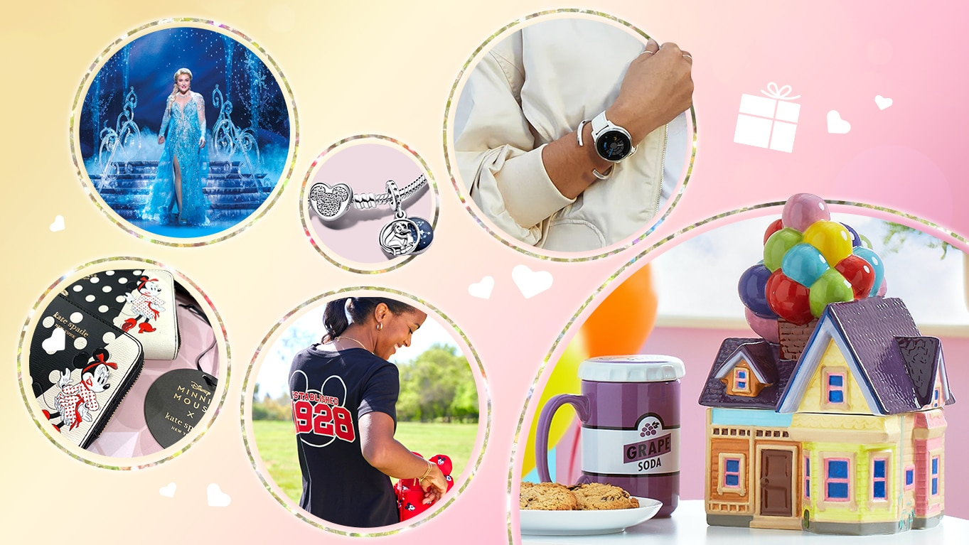 Light up her day with something special from our Mother's Day gift guide