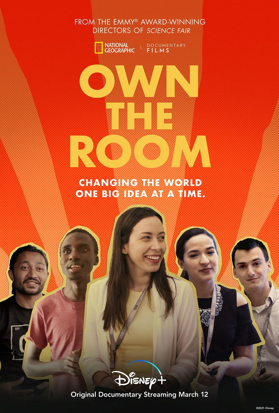 Own the Room on Disney Plus