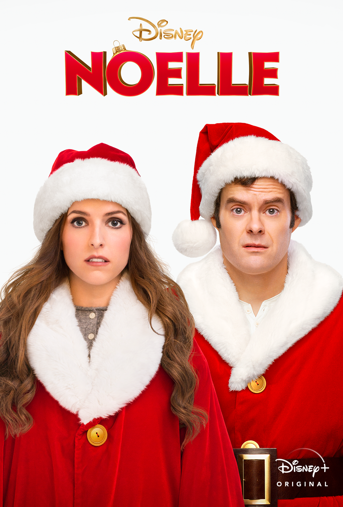 Noelle now streaming on Disney Plus