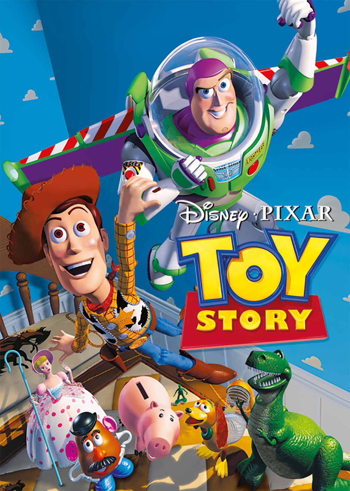 Toy Story (1995) on Disney Plus