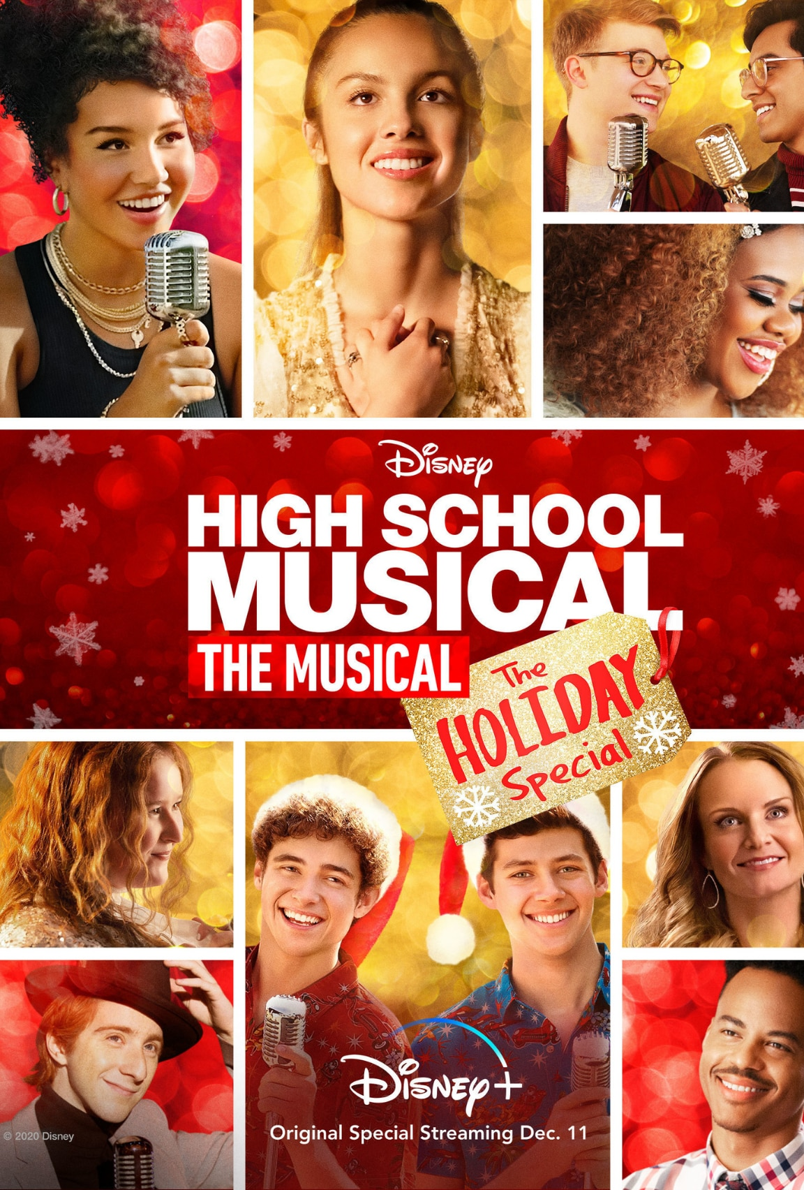 High School Musical: The Musical: The Holiday Special on Disney Plus