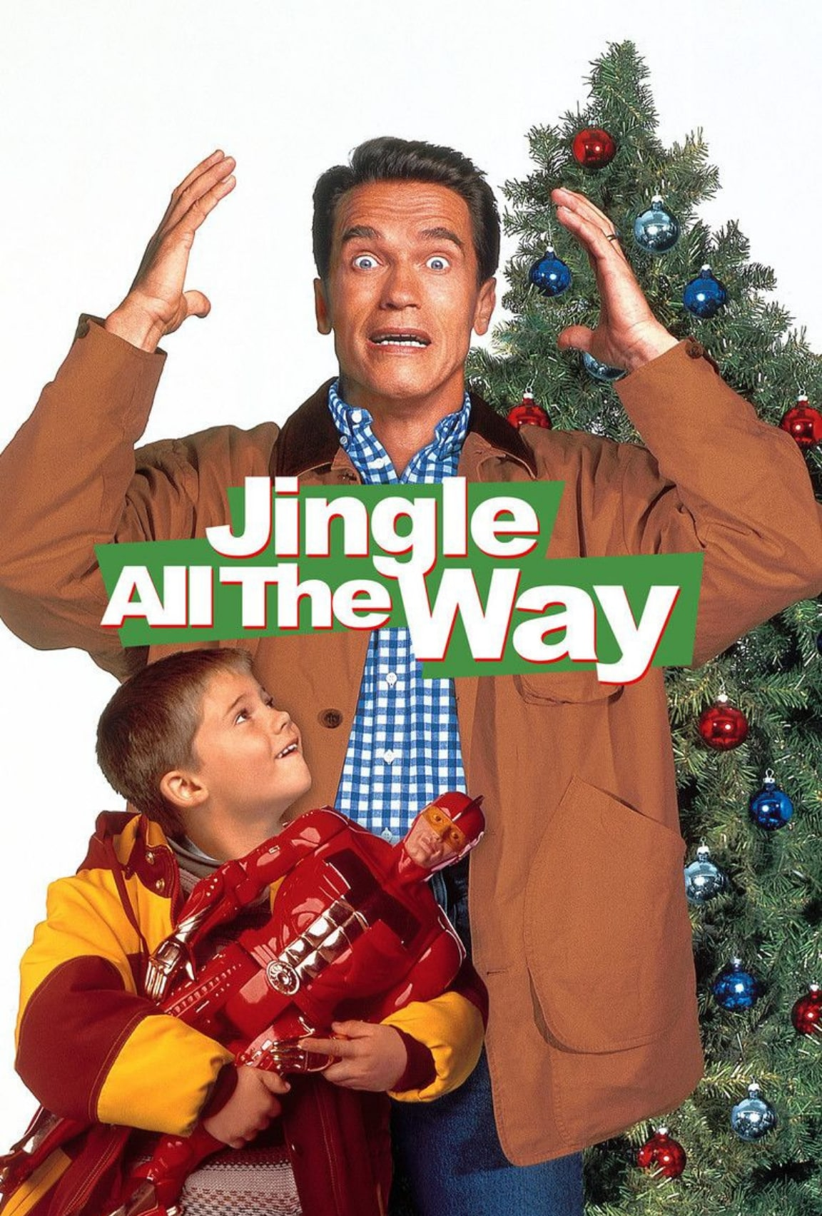 Jingle All The Way on Disney Plus