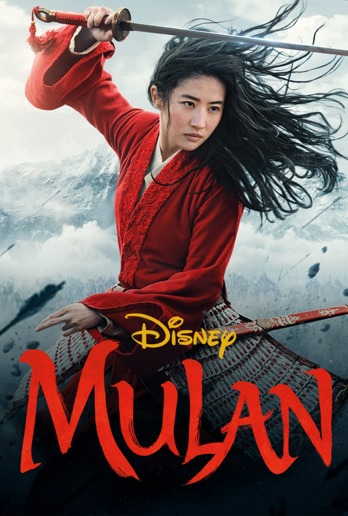 Mulan on Disney Plus