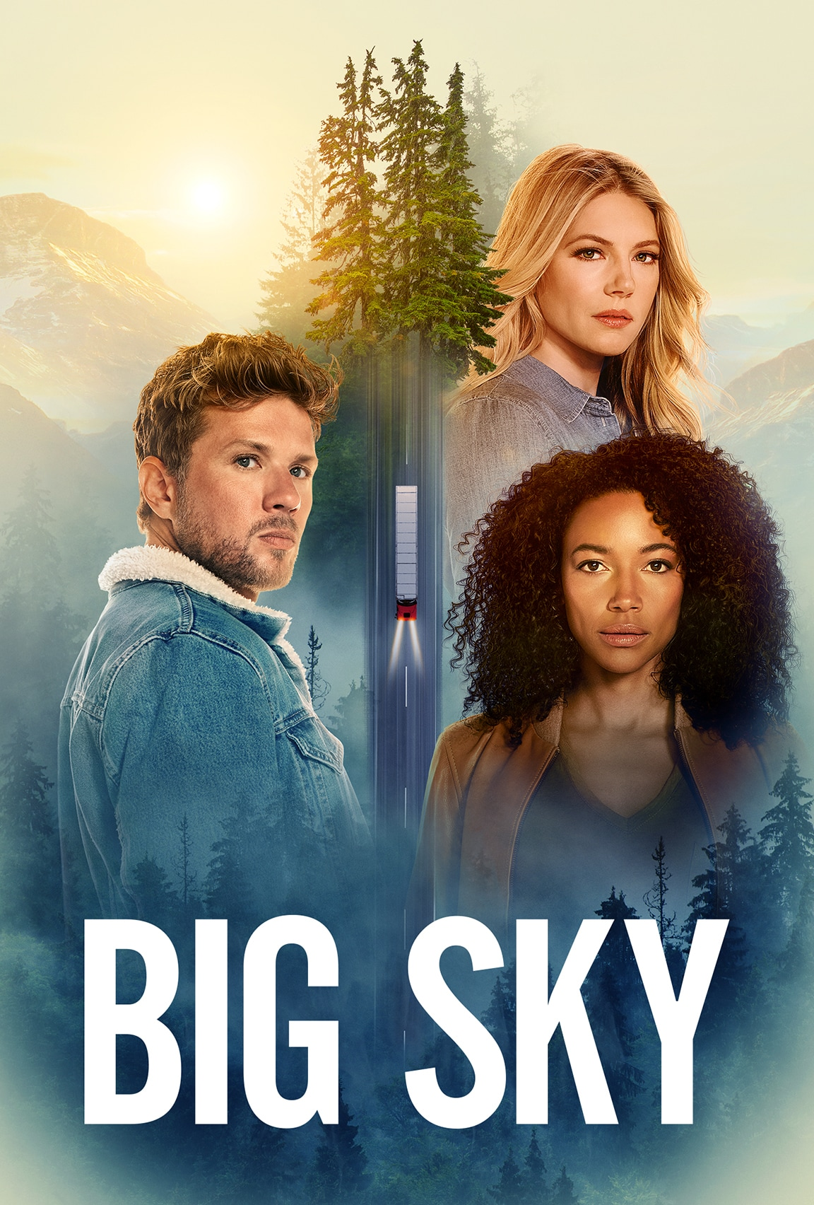 Big Sky, a Star on Disney+ Original Series