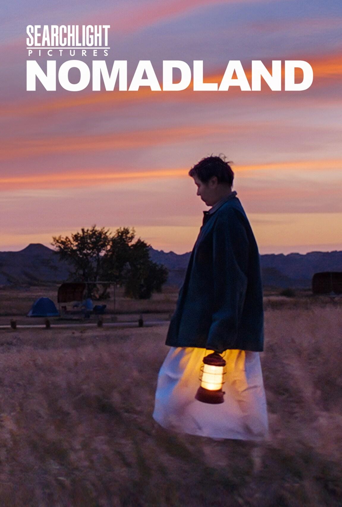 Nomadland on Disney Plus
