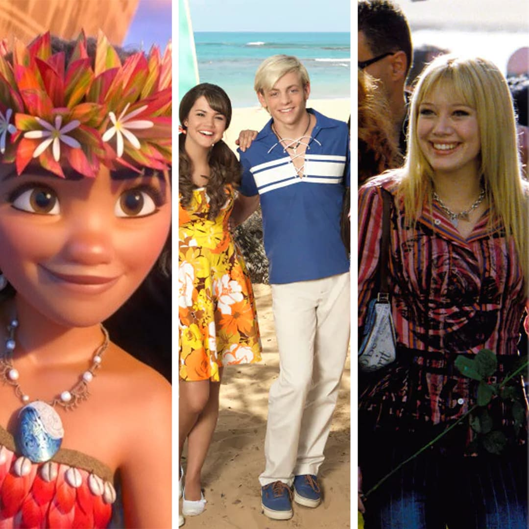 Chill out with these summer holiday movies on Disney+
