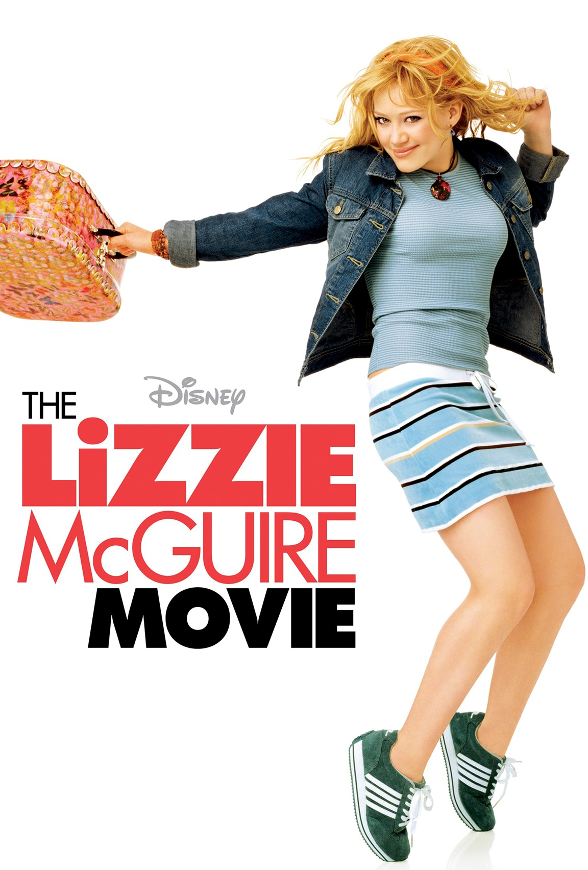 The Lizzie McGuire Movie on Disney Plus