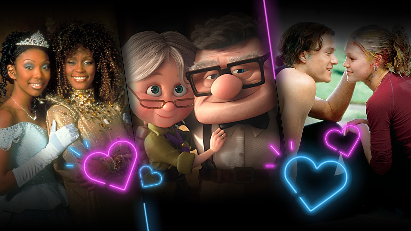 Share the love with Valentine's Day movies, shorts and series on Disney+