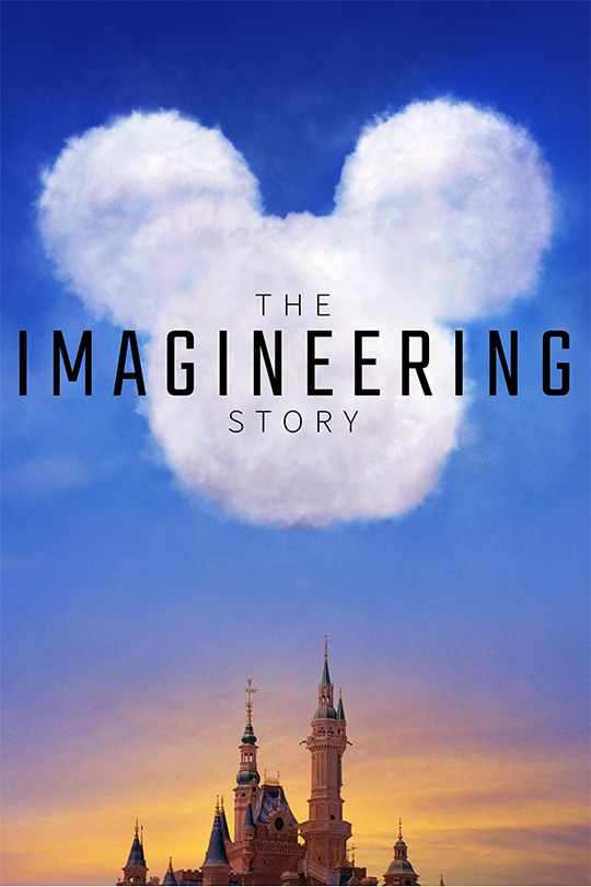 The Imagineering Story poster