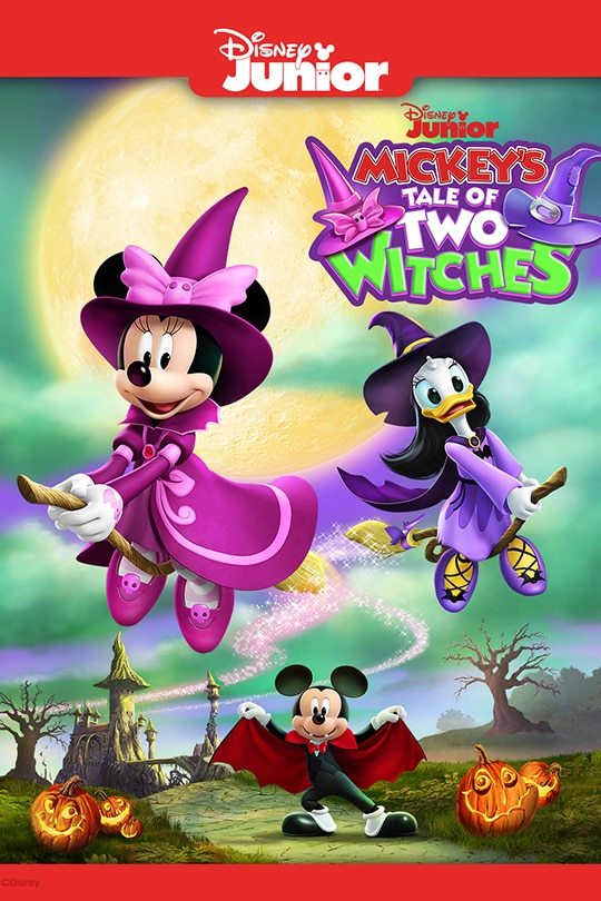 Mickey's Tale of Two Witches poster