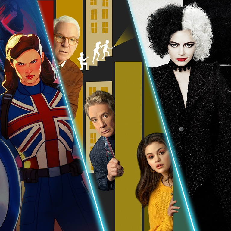 What to watch on Disney+ this August: New content dropping
