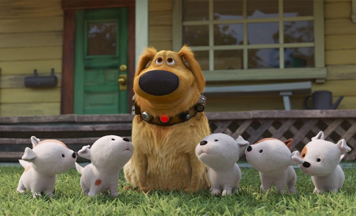 Disney and Pixar's Dug Days on Disney Plus