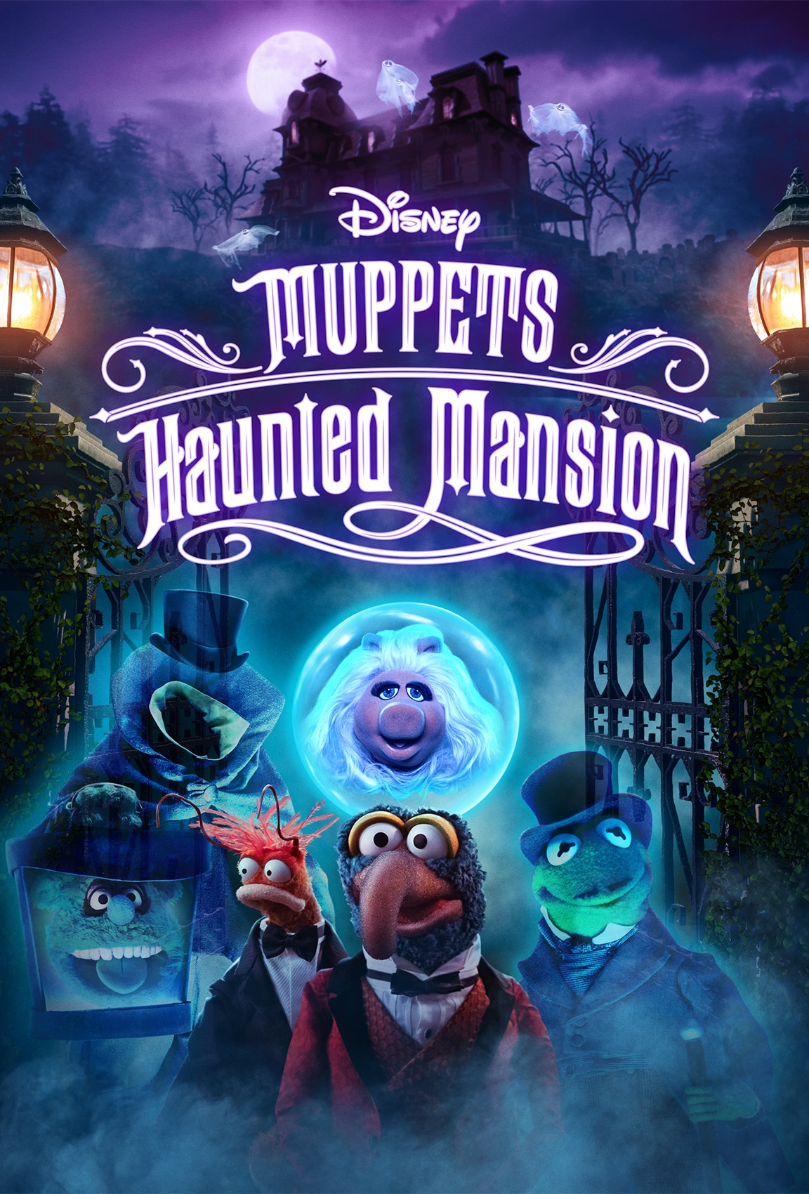 Muppets Haunted Mansion on Disney Plus