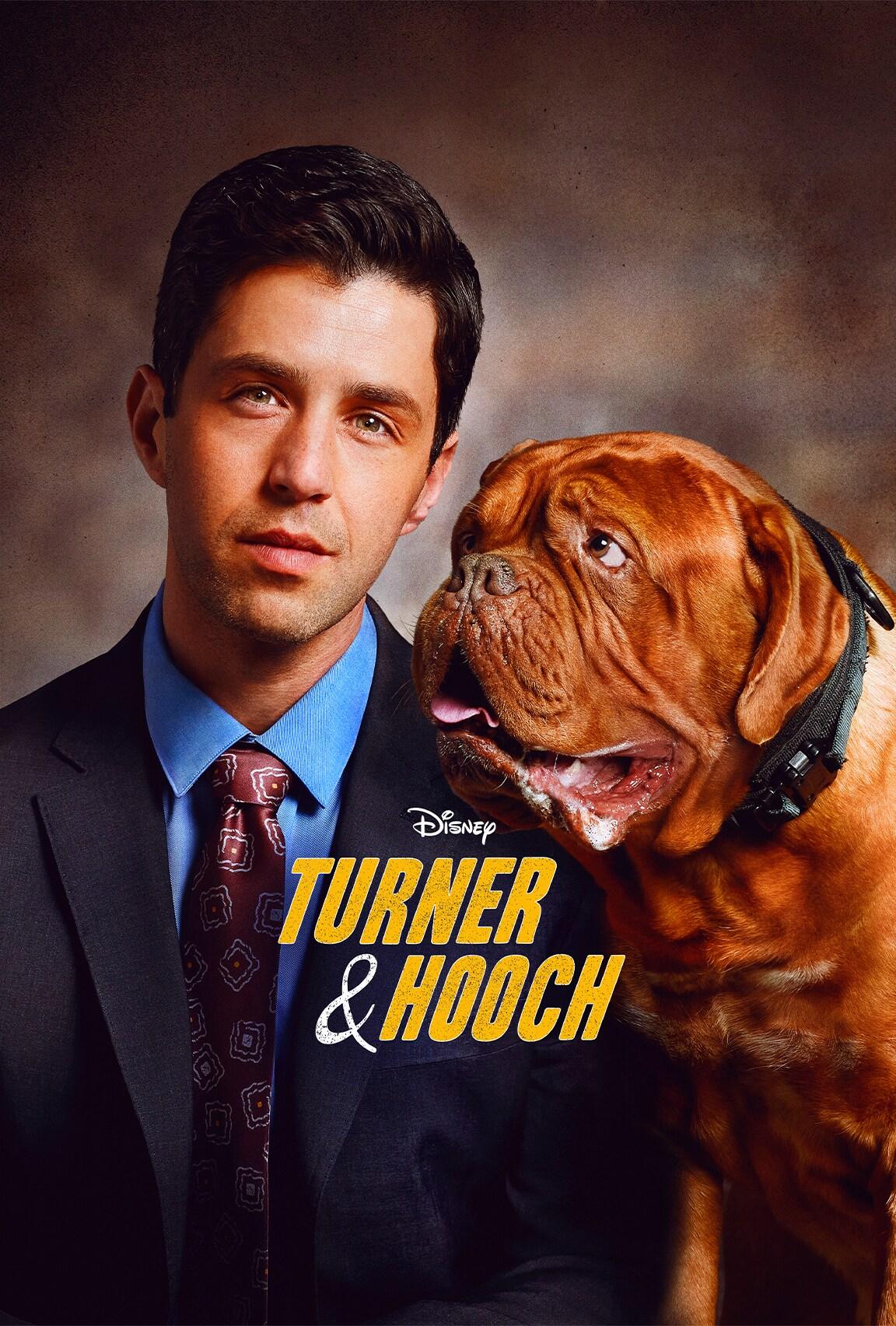 Turner & Hooch on Disney Plus