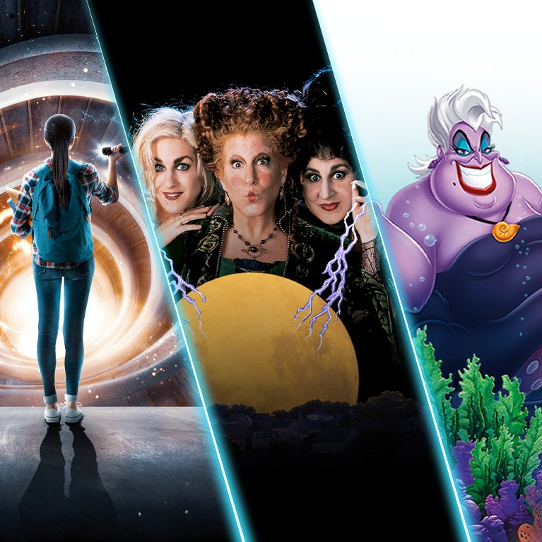 Get spooked this Halloween with Disney+