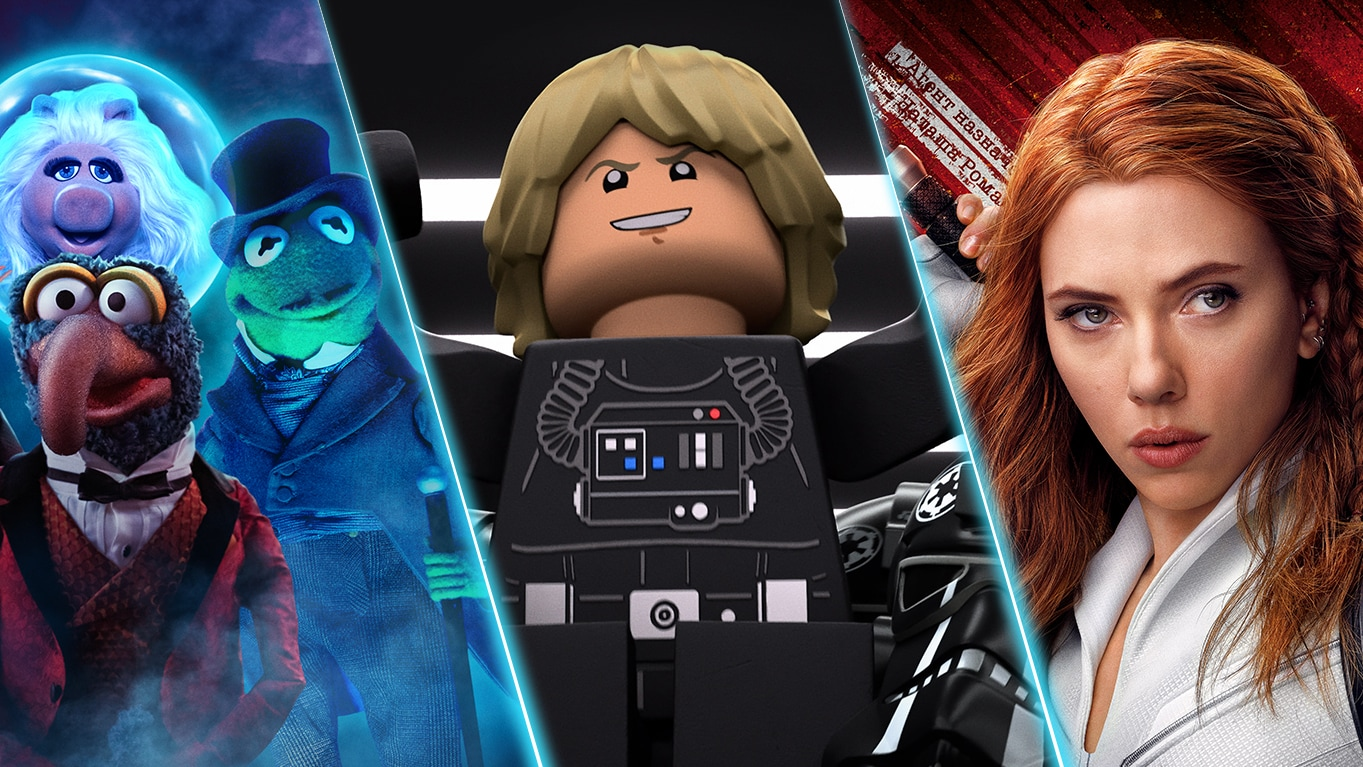 What to watch on Disney+ this October: New content dropping