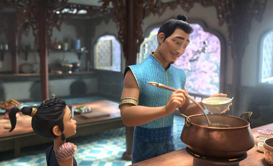 Raya and the Last Dragon on Disney Plus
