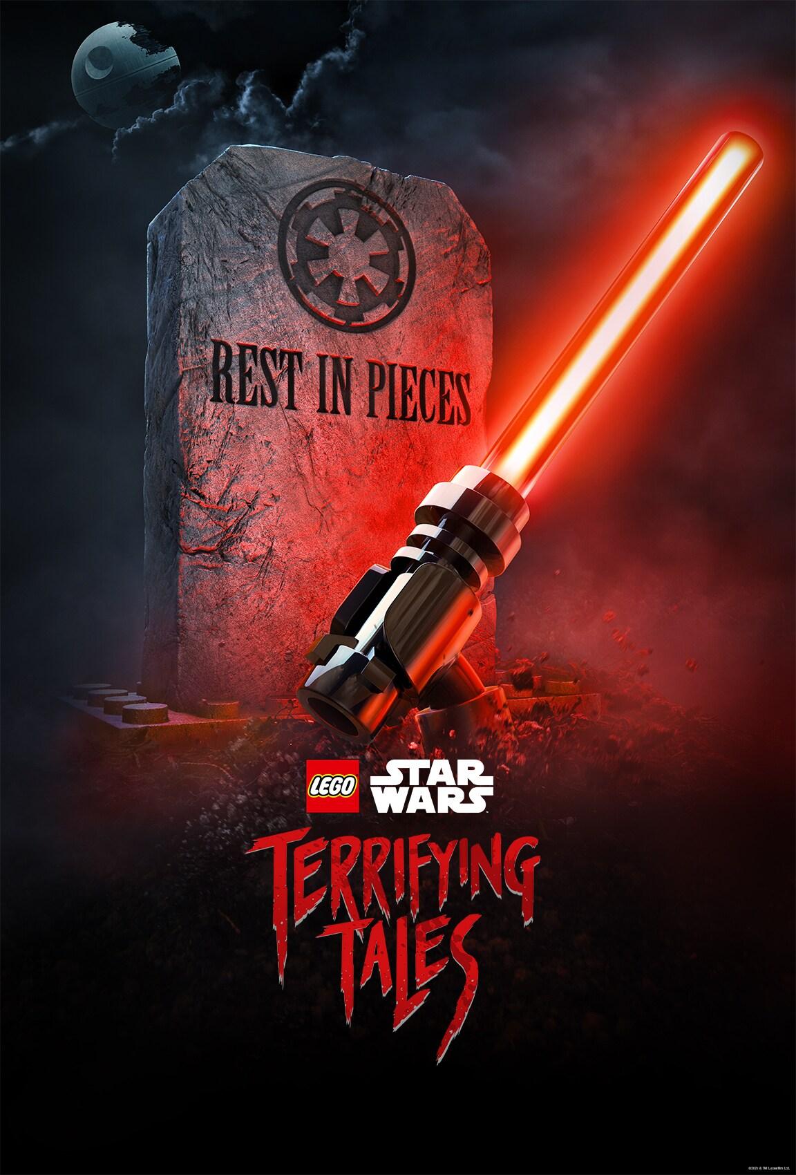 LEGO Star Wars Terrifying Tales on Disney Plus