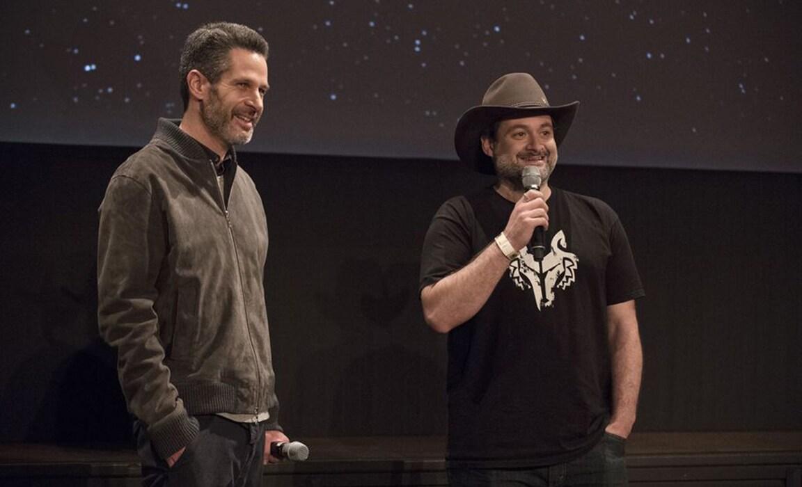 Star Wars Rebels writers and executive producers Simon Kinberg and Dave Filoni