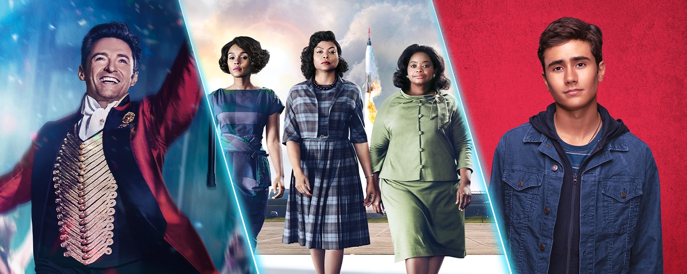Stream The Greatest Showman, Hidden Figures and Love, Victor as well as hundreds of movies, TV series and documentaries on Disney Plus