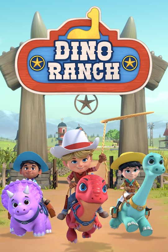 Dino Ranch poster