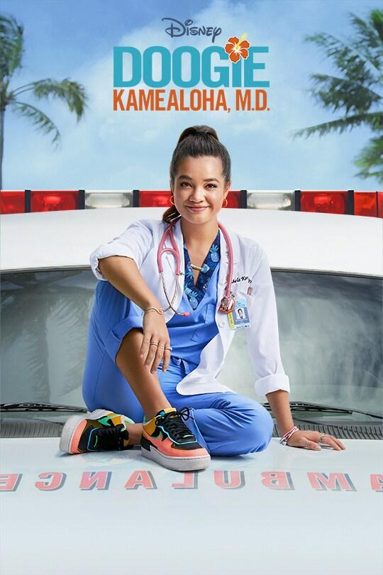 Doogie Kamealoha, M.D. poster