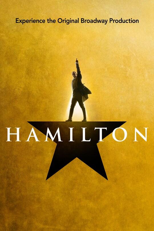 Hamilton (2016) poster