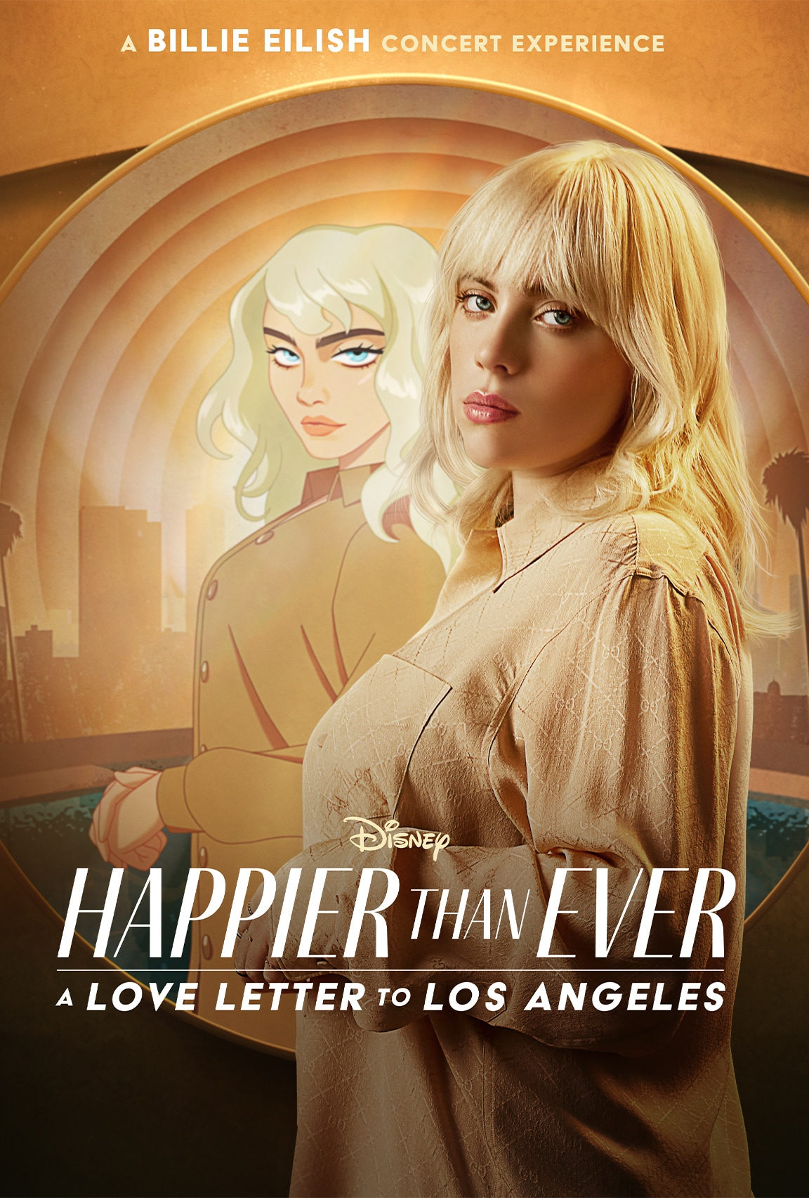 Happier Than Ever: A Love Letter to Los Angeles on Disney Plus