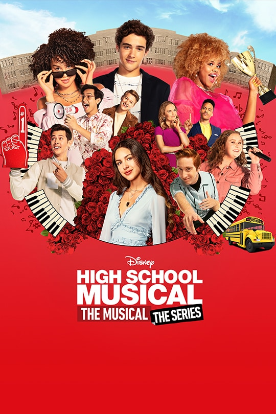 High School Musical: The Musical: The Series Season 2 poster