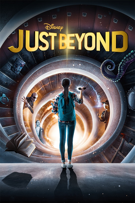Just Beyond poster
