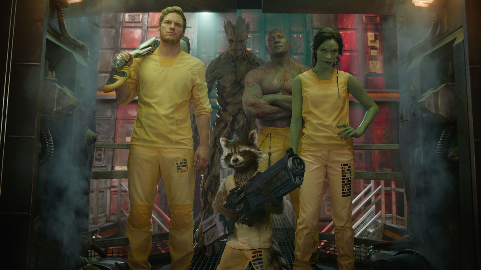 Guardians of the Galaxy on Disney Plus