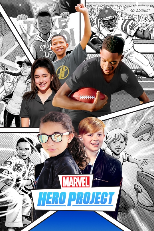 Marvel's Hero Project poster