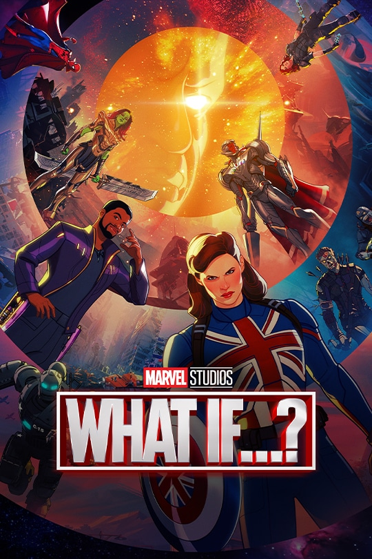 Marvel Studios' What If...? poster