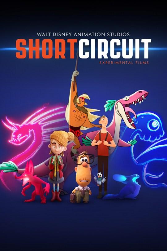 Walt Disney Animation Studios: Short Circuit Experimental Films poster