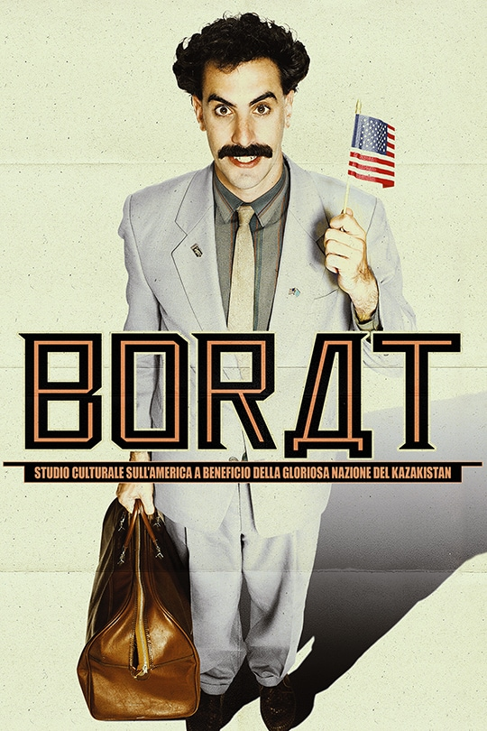 Borat: Cultural Learnings Of America For Make Benefit Glorious Nation ...