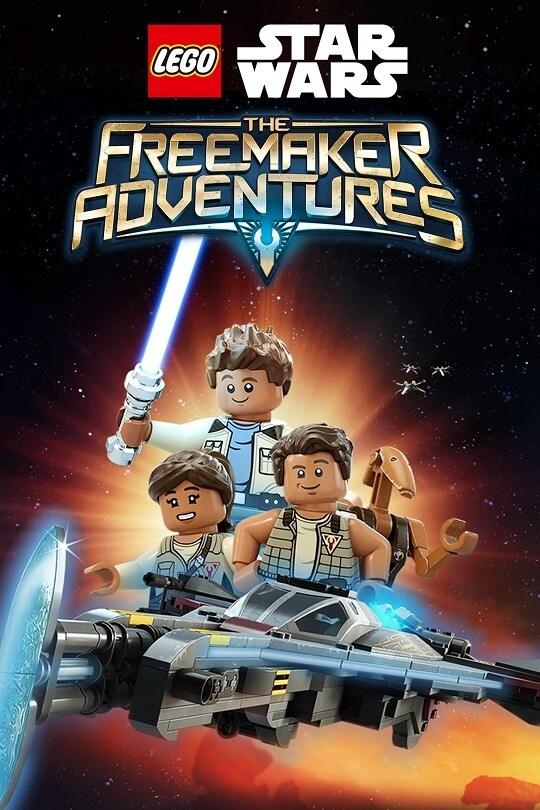 Star Wars The Freemaker Adventures Poster