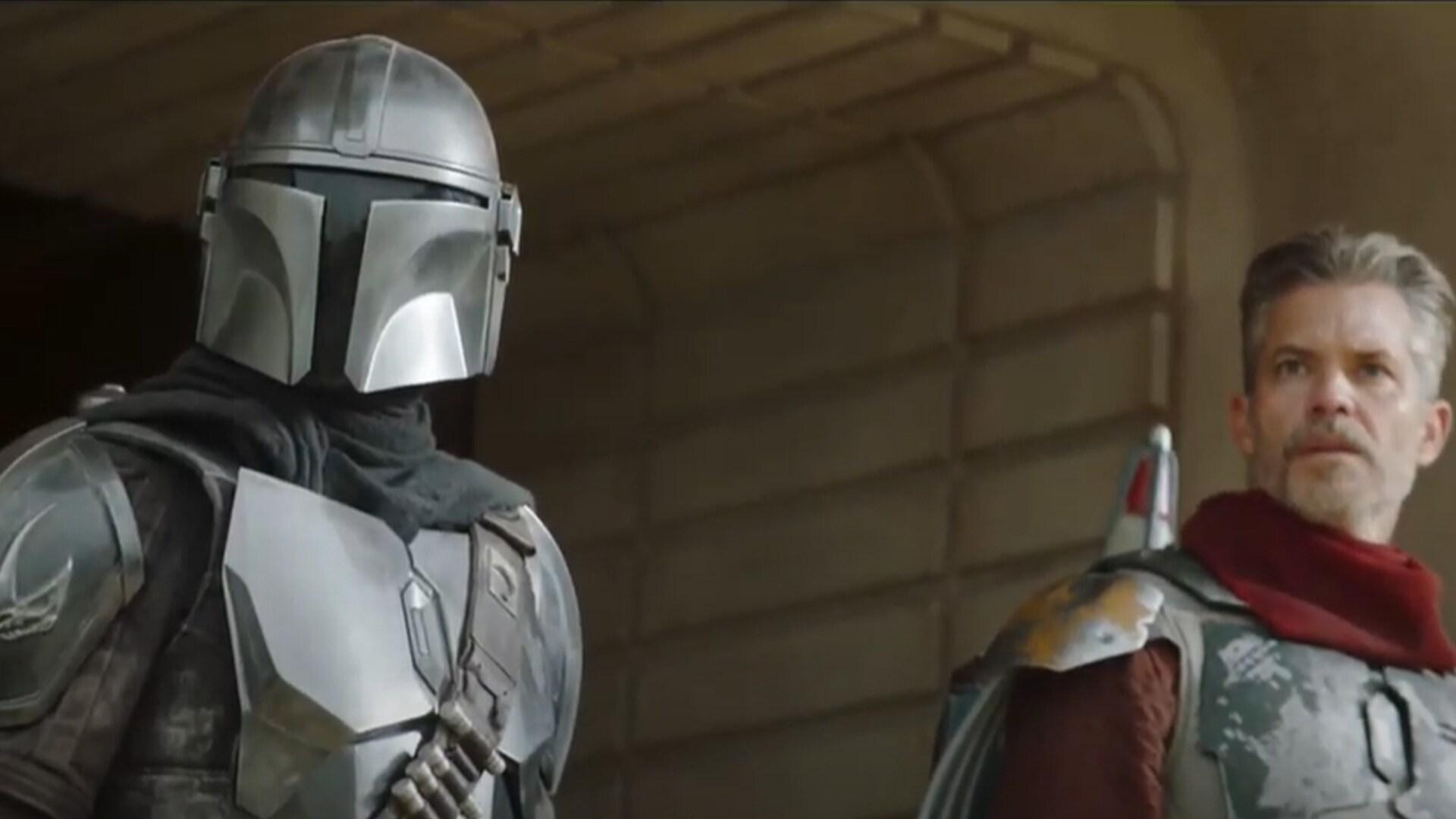 Star Wars: The Mandalorian on Disney Plus