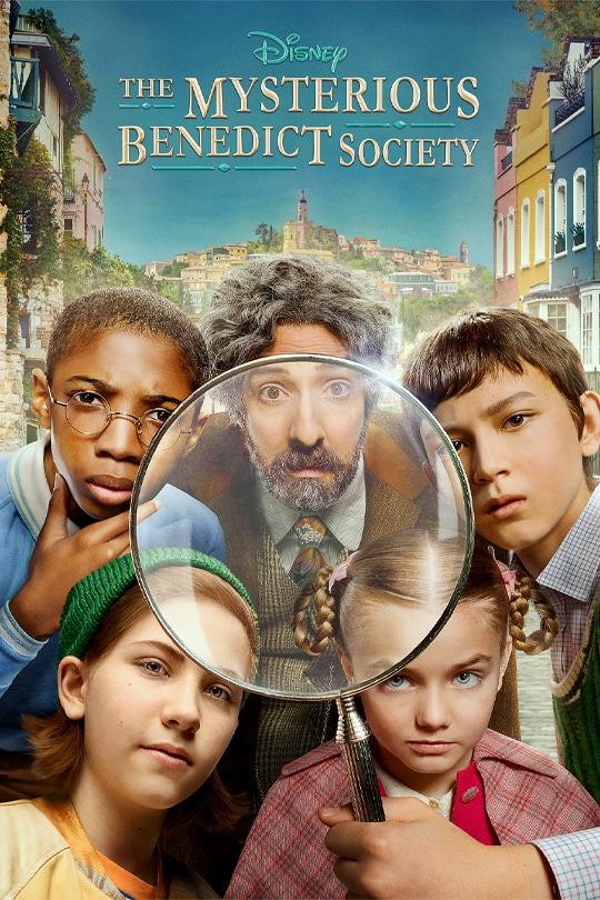 The Mysterious Benedict Society poster