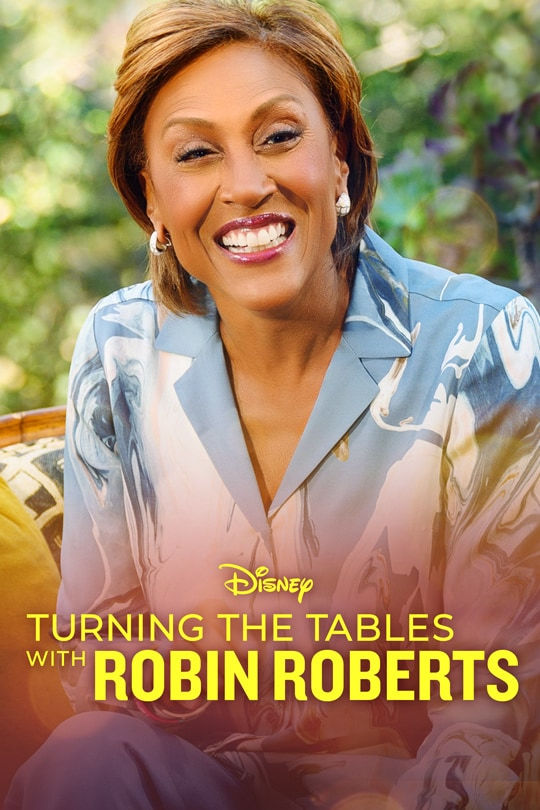 Turning the Tables with Robin Roberts poster